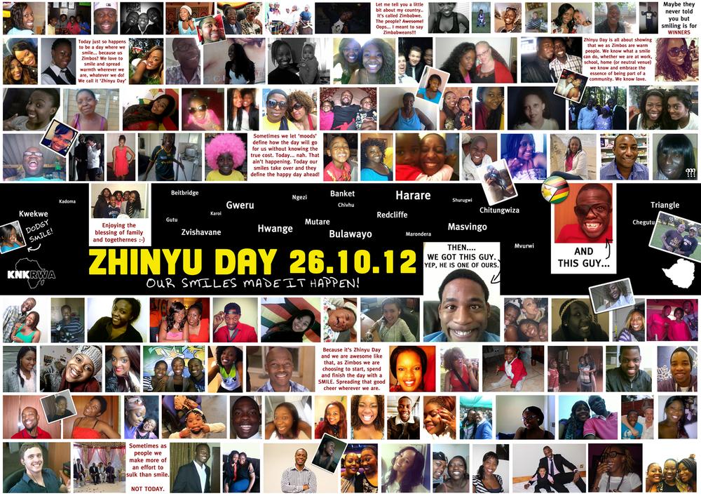Zhinyu Day Poster 2012