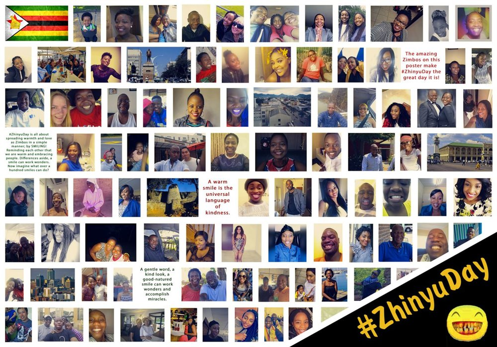 Zhinyu Day 2016 - These are the people who made it happen! Amazing Zimbos and lovely beings