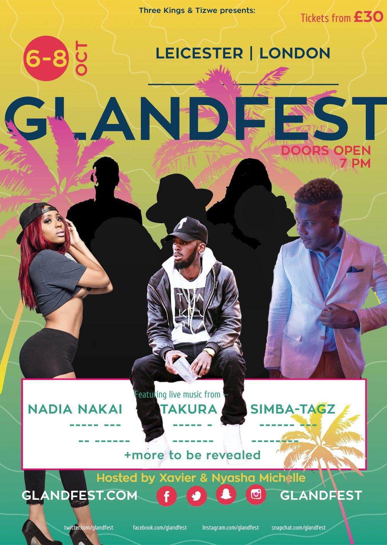 Simba Tagz Glandfest