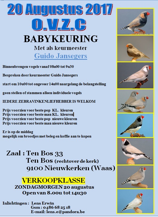Babykeuring OVZC
