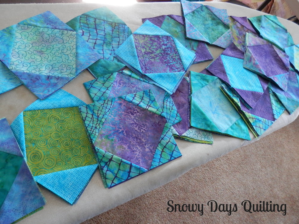 Gemstone Quilt BLocks