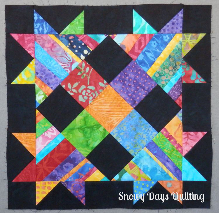 talkin' turkey quilt block