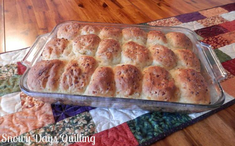 dill rolls recipe