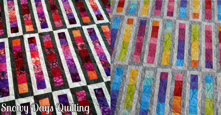 Roller Rink quilts