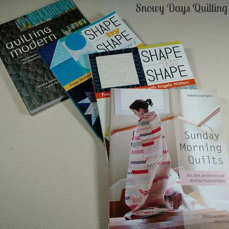favorite quilting books