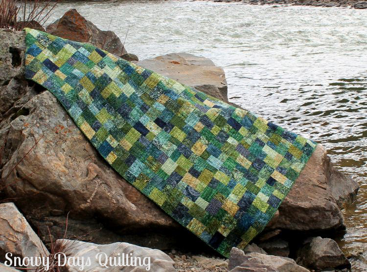 jungle shadows quilt