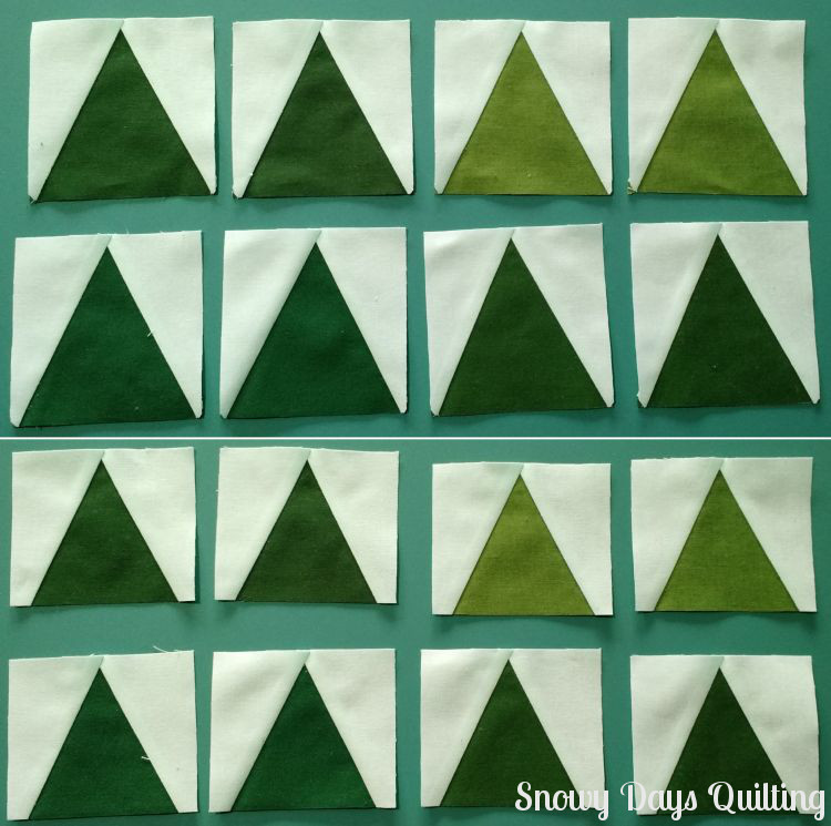tree farm quilt block tips