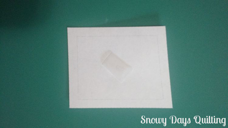 template piecing tips