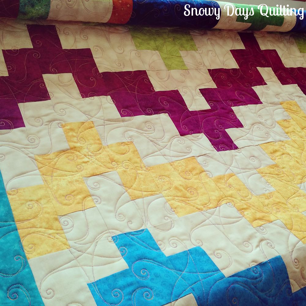 stars quilting