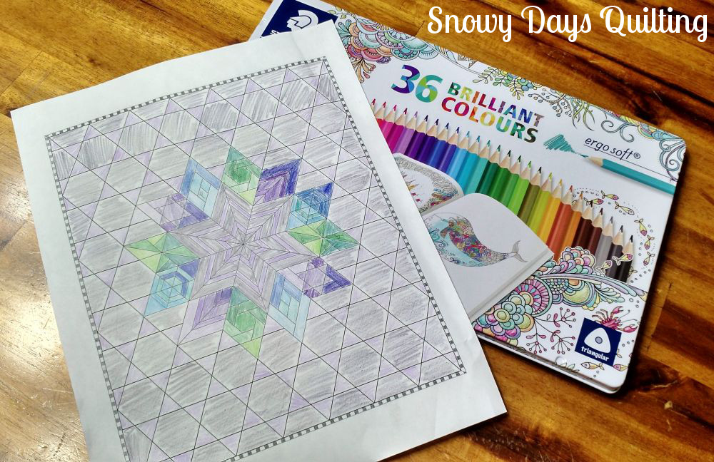 quilt coloring
