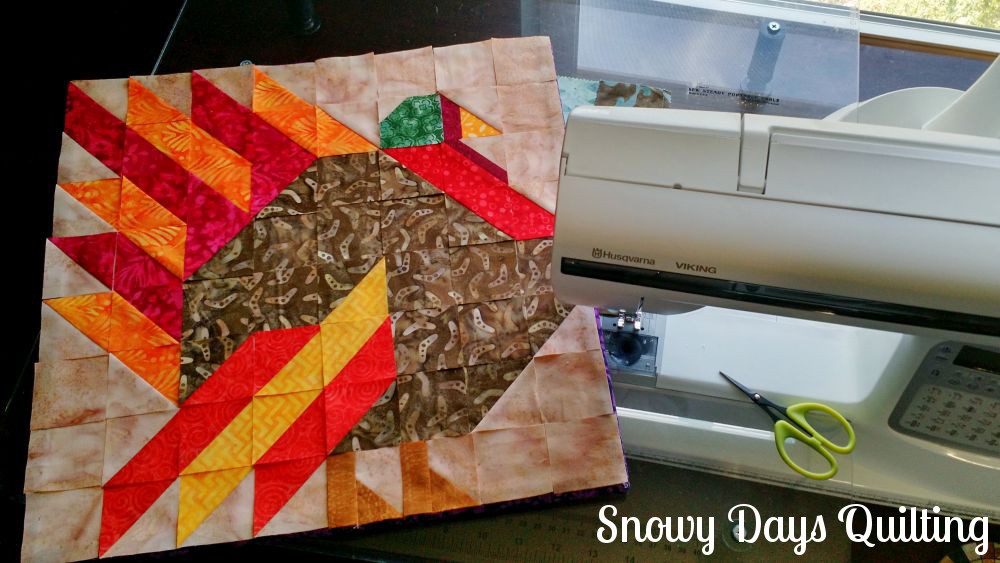 quilt block design board