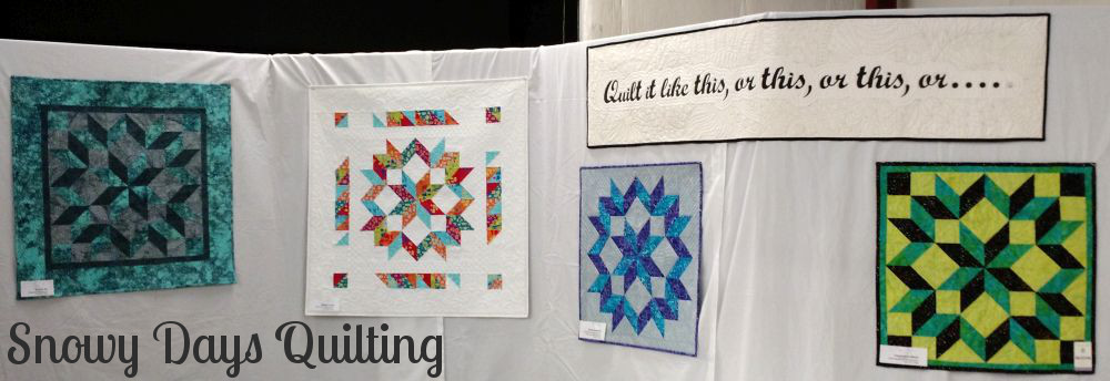 longarm quilting exhibit