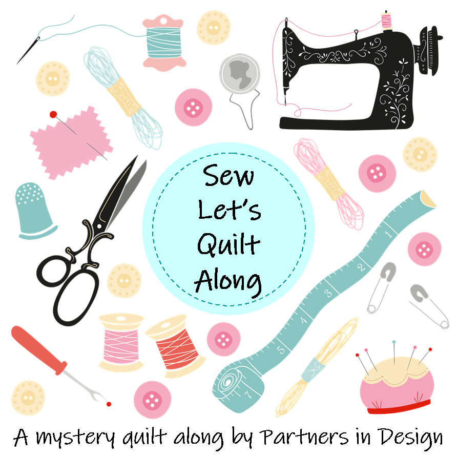 Sew Let's Quilt Along