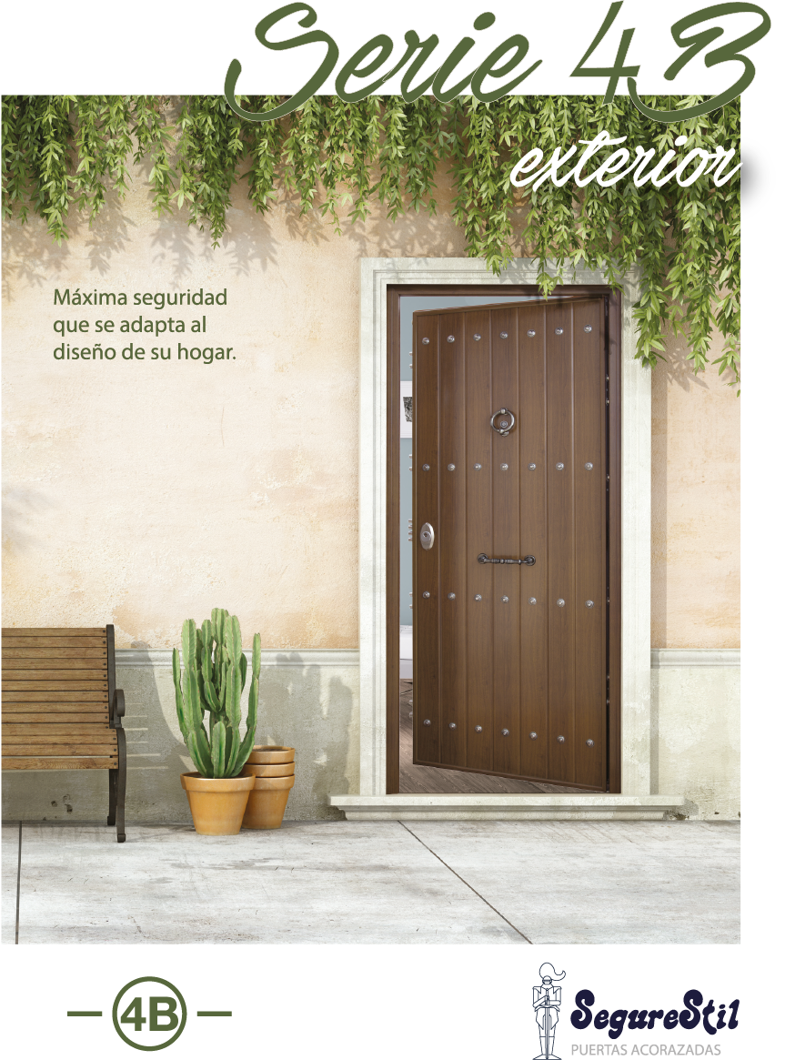 Click en la imagen para ver y/o descargar el folleto de Serie 4B exterior