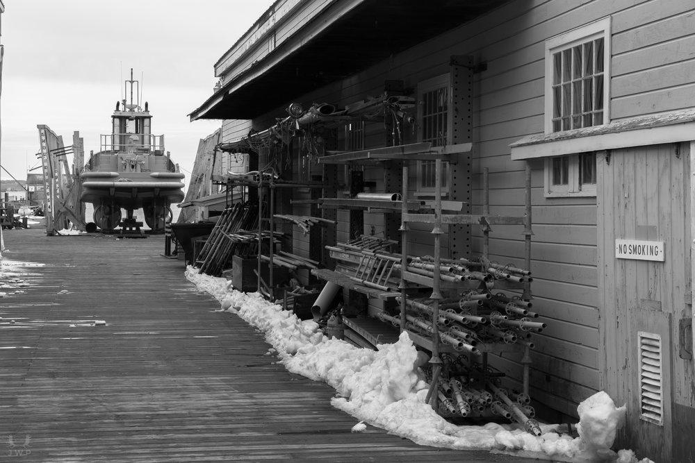 boothbay docks