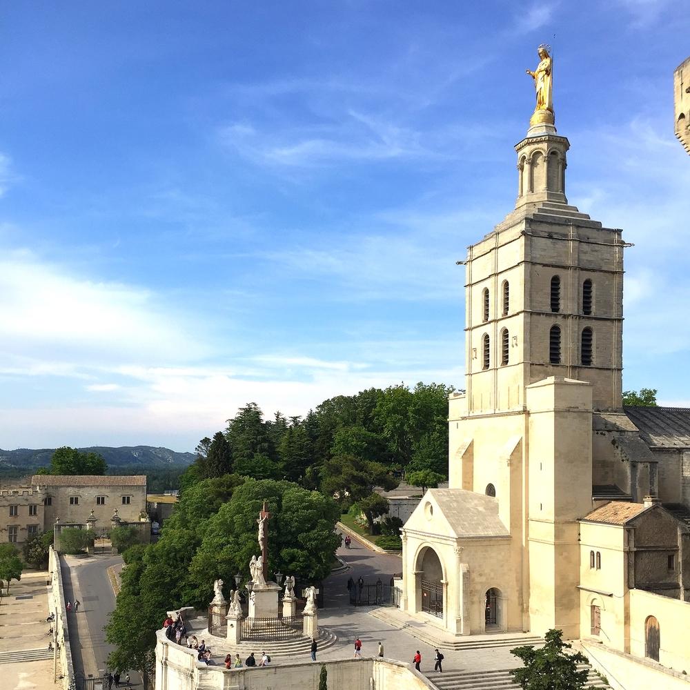 Chapelle du Palais des papes