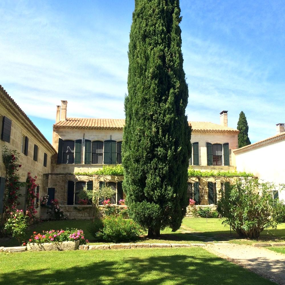 La maison de Madame Jacques Bon