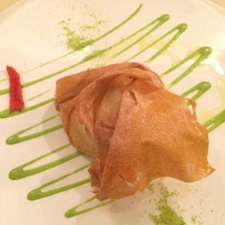 Mozzarella di Bufala.