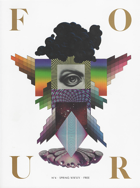 FOUR Magazine (Featured Cover Art)