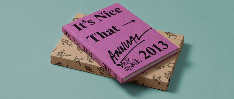Its Nice That Annual 2013