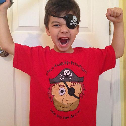 """Brooklyn in """"Pirate"""""""
