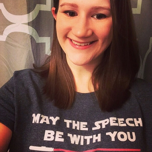 "Kara Jones ""May the Speech"" Kara Speech Therapy"