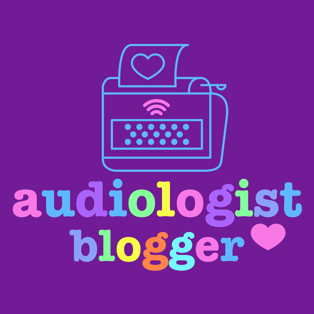 Audiologist Blogger. A fun shirt for any audiologist blogger.