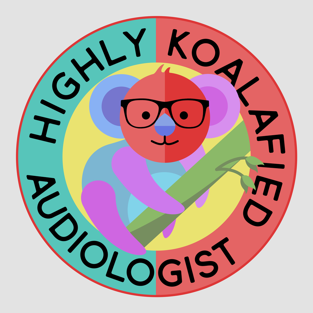Highly koalafied audiologist, at your service. Great for a gift for your audiologist.