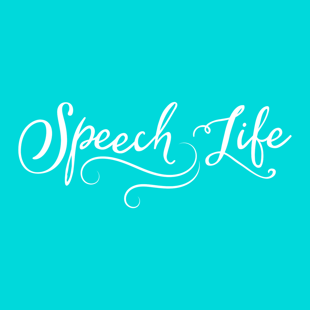 Speech Life is the life for me.Speech Life shirts, hoodies, mugs, and more.