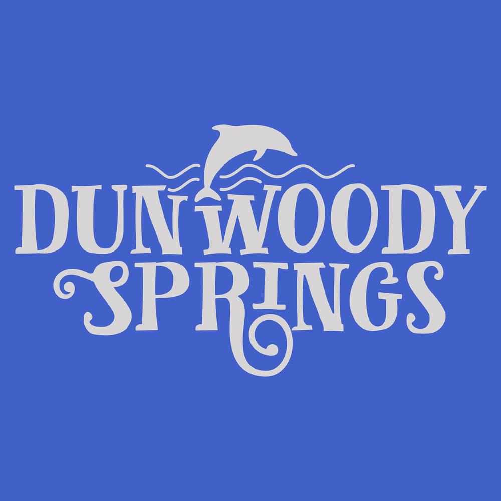 Dunwoody Springs custom school shirt.
