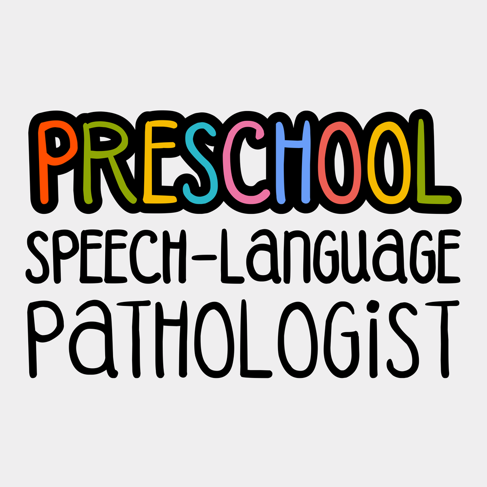 Preschool Speech-Language Pathologist