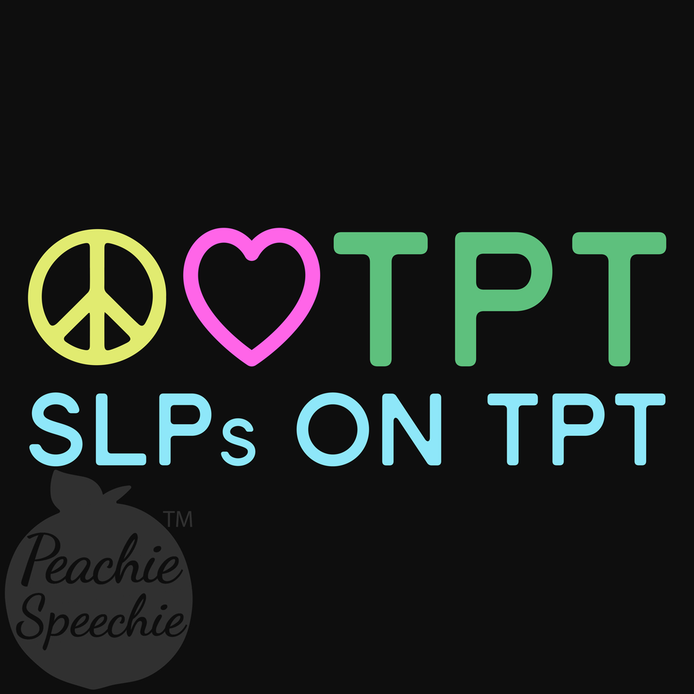 Peace Love TPT
