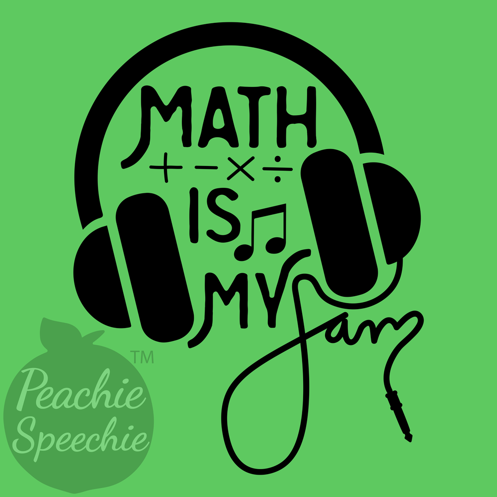 Math is my jam! Creative clothing for math teachers by Peachie Speechie