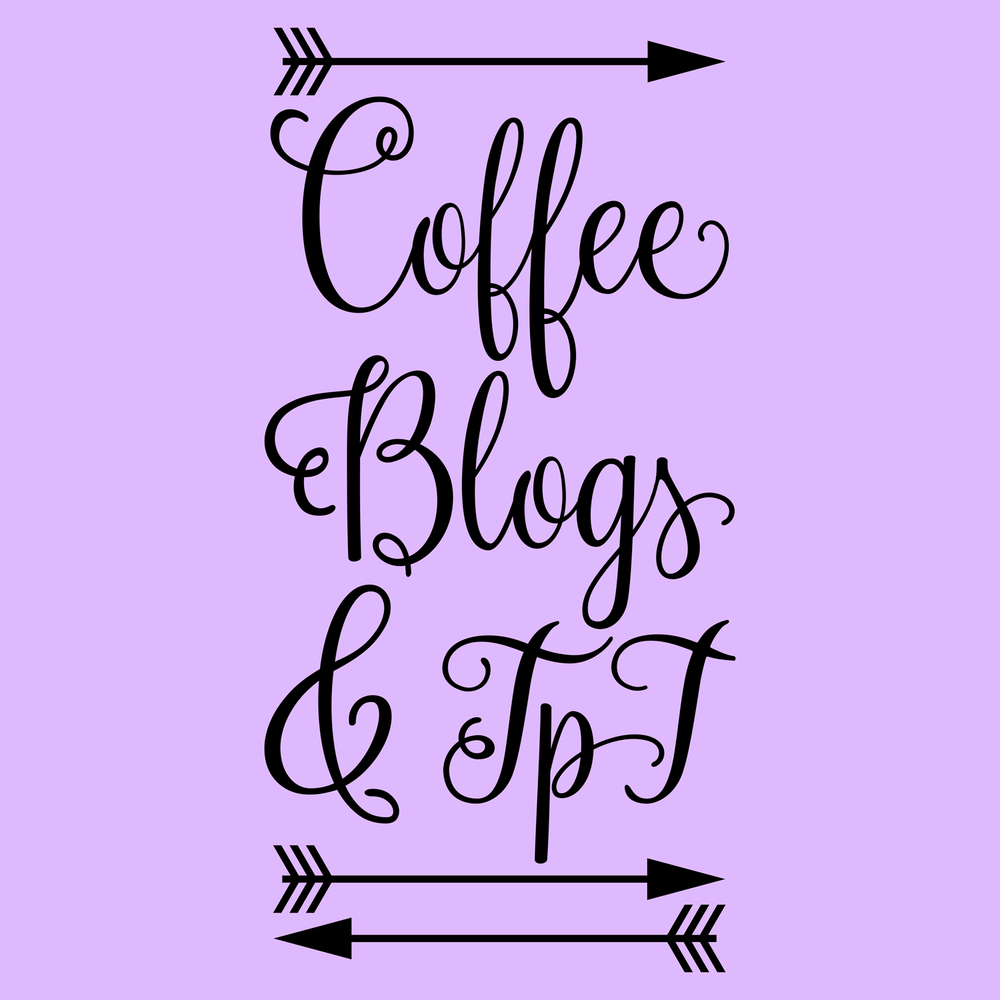 Coffee Blogs & TPT