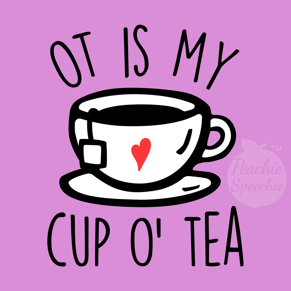 OT is my cup o' tea!