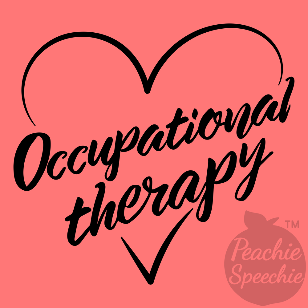 Occupational therapy love