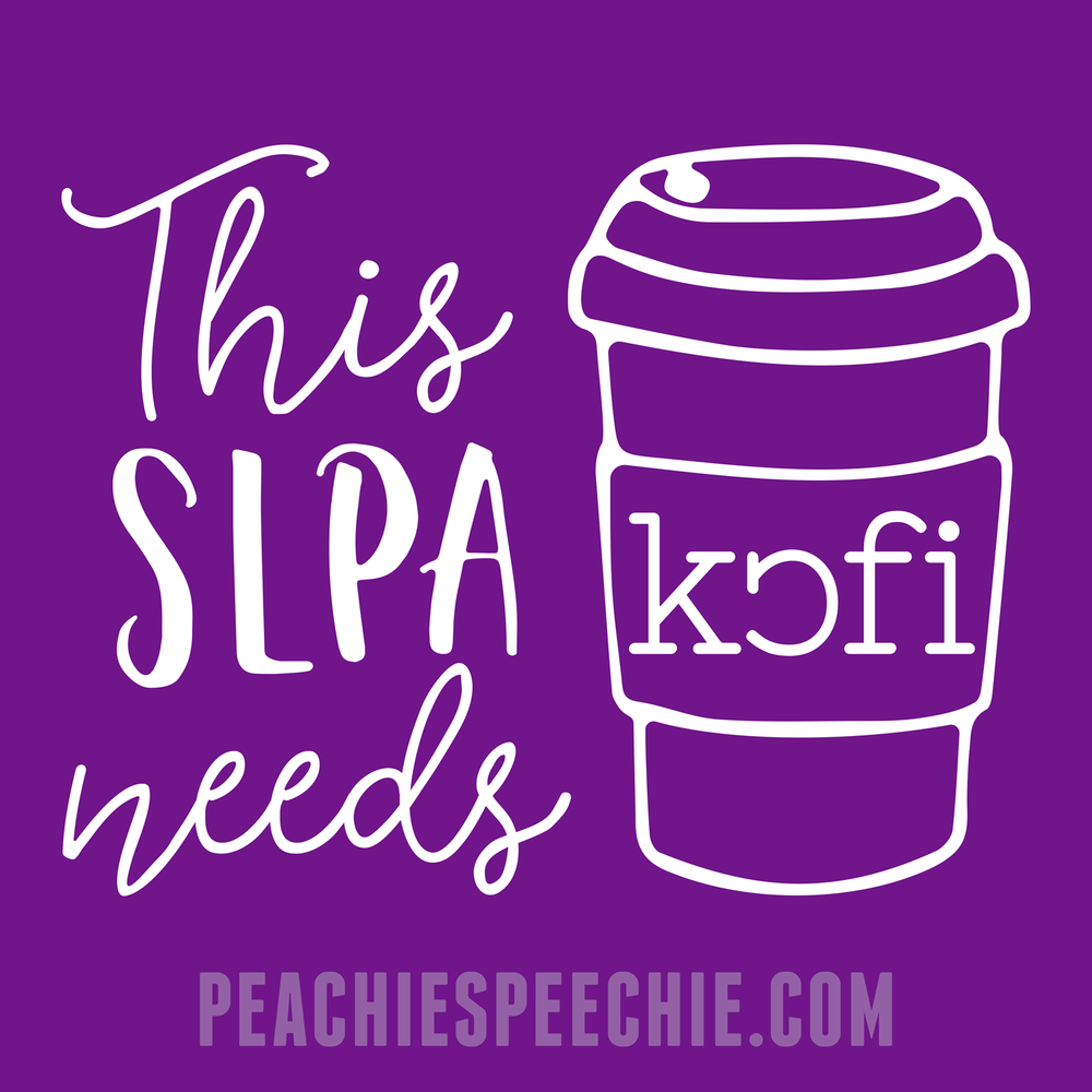 This SLPA Needs Coffee!