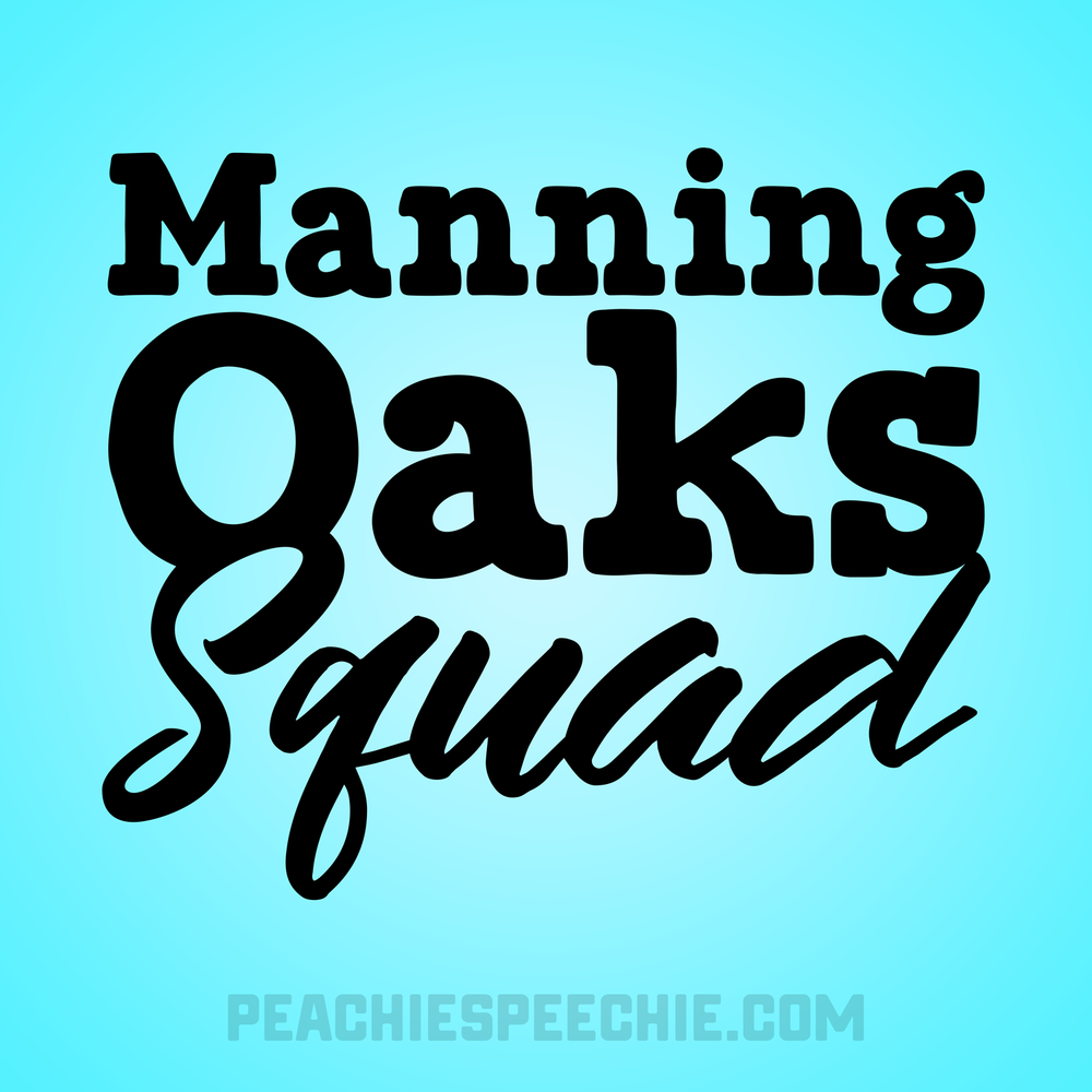 Manning Oaks Squad by Peachie Speechie