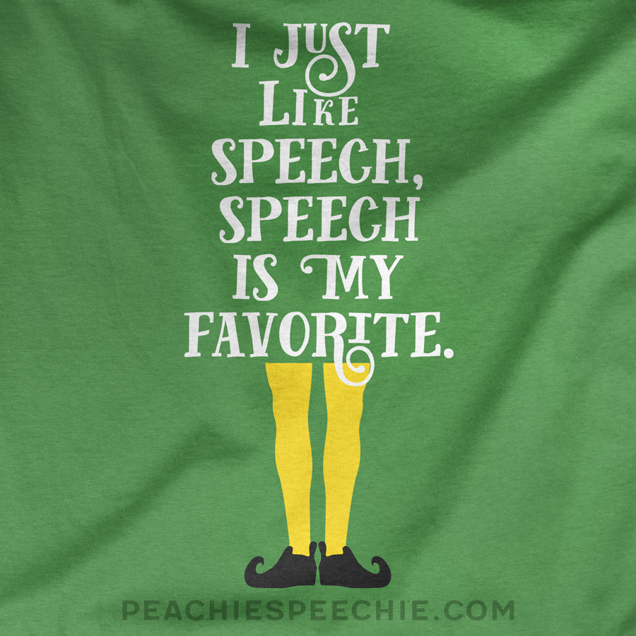 I like speech, speech is