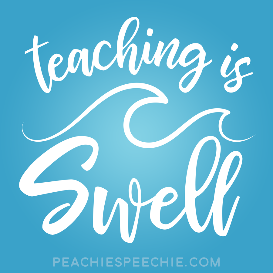 Teaching is Swell!