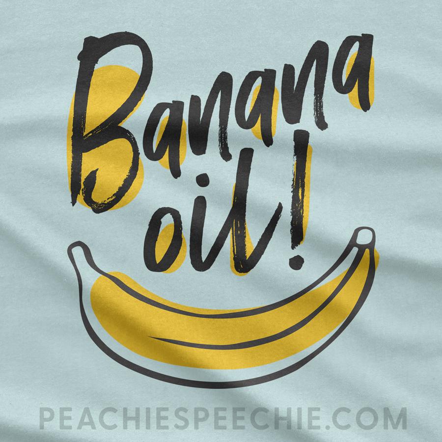 Banana Oil by Peachie Speechie