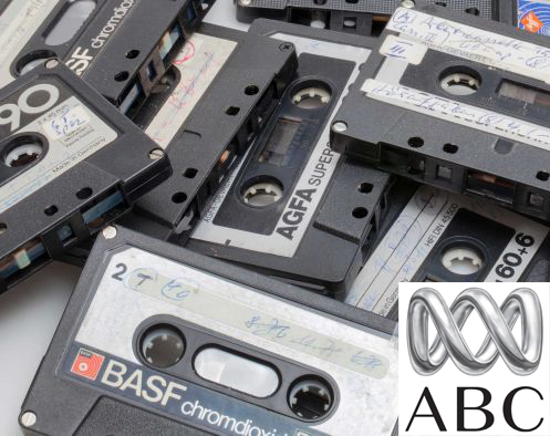 ABC Radio National  -  'Cassette Famous '.  Documentary for the podcast This Is About telling the story of Second Side Up, a life told as a radio show, complete with music, interviews and phone-ins