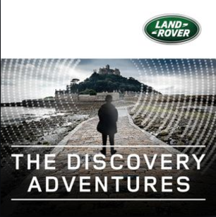 The Discovery Adventures .  Binaural podcast series. Secret codes, mysterious roads, ghostly deer, red kites, deep dark caves and treetop heights. Oh, and a bubbling bog and a (mostly) friendly dog. Mystery drama series that aims to turn family drives into an immersive adventure.