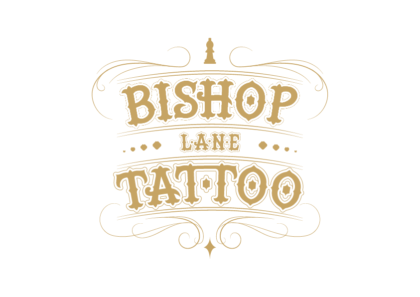 Bishop Lane Tattoo studio logo