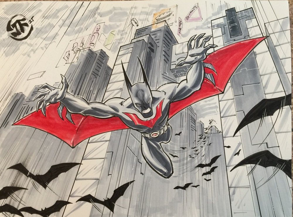 Batman Beyond Commission