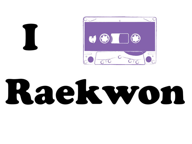I Purple Tape Raekwon