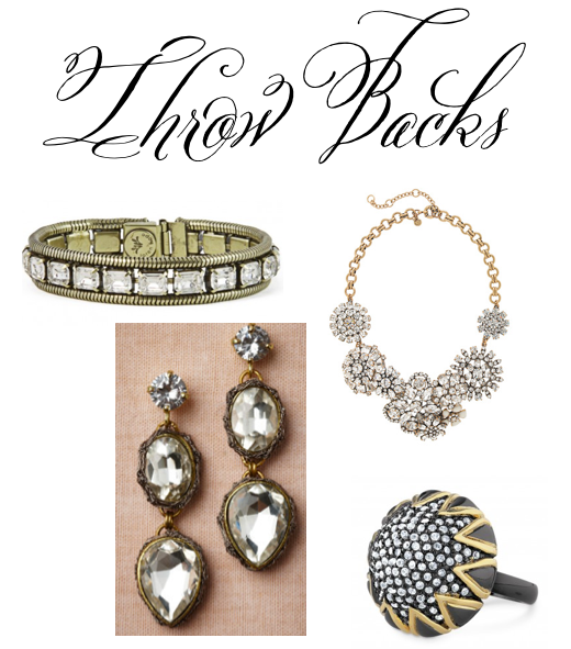 Throwback Thursday: Vintage Jewelry