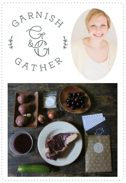 Garnish & Gather