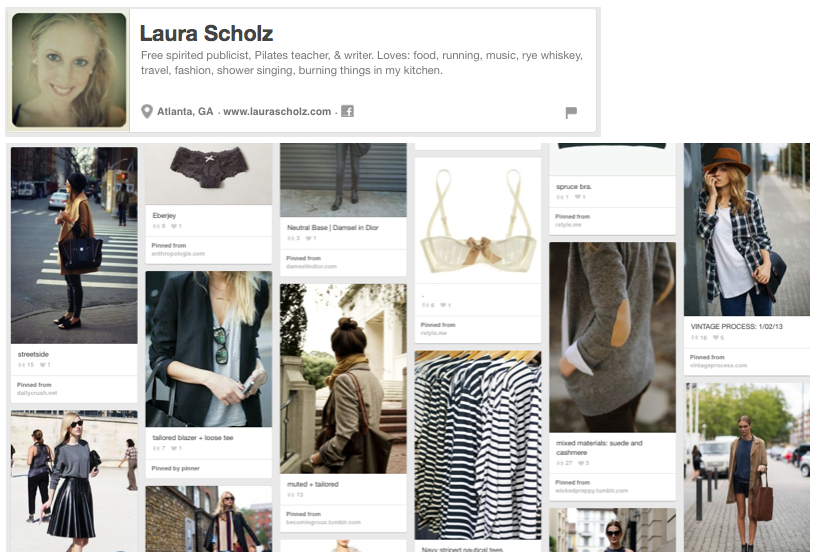 laura scholz pinterest