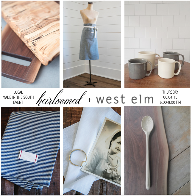 West Elm Event
